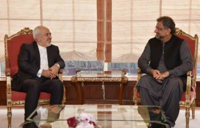 PM reaffirms Pakistan's desire to enhance economic ties with Iran