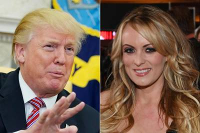Porn star Stormy Daniels vow to make startling revelations about her sexual relations with Trump