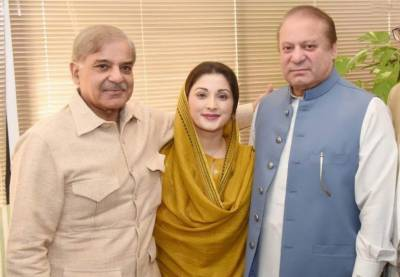 Shahbaz Sharif advises Nawaz, Mariyam to leave country