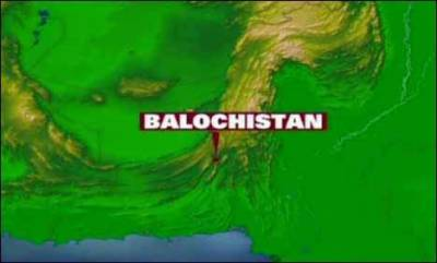 Six killed in road accident in Balochistan