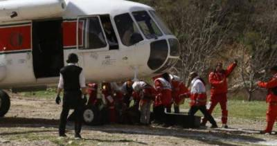 Turkey thanks Iranian rescue teams for cooperation in plane crash