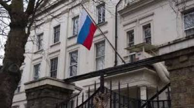 UK playing 'dangerous game' over spy poisoning: Russian embassy