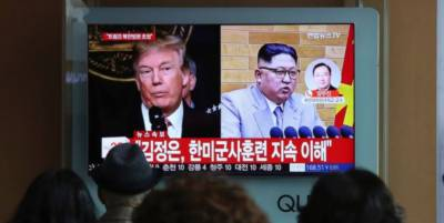 US officials: No more conditions imposed on N Korea for talks