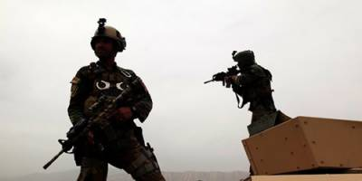 Afghan Taliban take over district headquarters, Army and Police on run