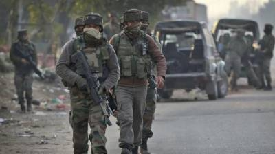Attacks on Indian Military in occupied Kashmir doubles in 2018, reveals government data