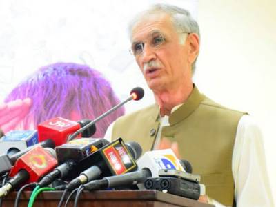 Billions of rupees spent on infrastructure dev in KP: Khattak