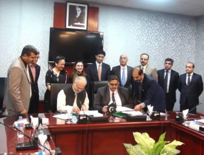 BISP, PPAF sign MoU for joint efforts for poverty alleviation