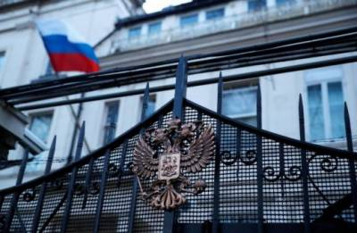 Britain to expel 23 Russian diplomats in a new low since cold war end