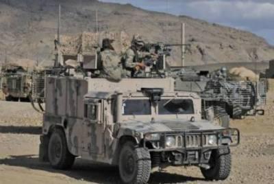 Car bomb blast in Helmand, Afghanistan