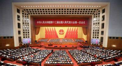 China unveils major cabinet reshuffle