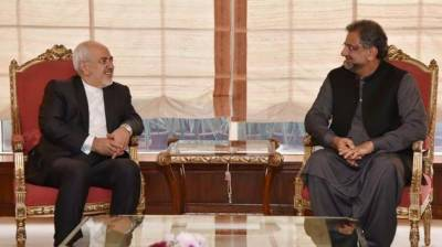 Iran reiterates support to Pakistan over occupied Kashmir cause