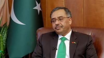 Pakistan Ambassador in New Delhi Sohail Mehmood breaks silence over diplomats harassment row