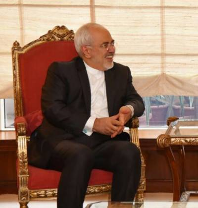 Pakistan, Iran can play vital role in regional stability: Zarif