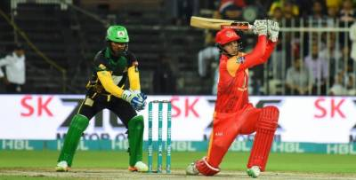 PSL: Islamabad United beat Multan Sultans by 33 runs