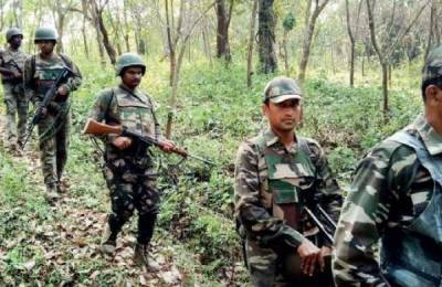 Seperatists Naxals in India bleeding Paramilitary Forces
