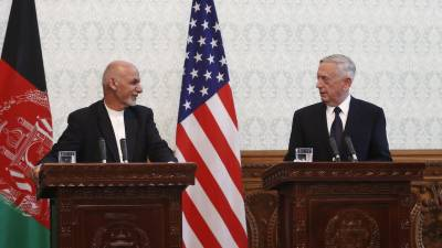U.S. strategy to extend peace offer to Taliban as a game changer: Afghan President