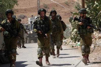 4 Israeli soldiers killed, injured in occupied West Bank