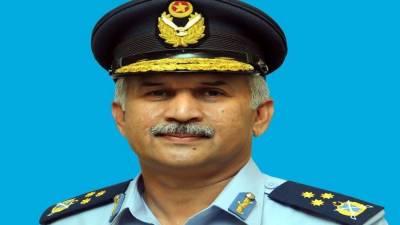 Air Marshal Mujahid Anwar Khan designated as new Air Chief