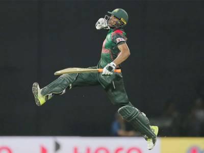 Bangladesh beats Srilanka in a thrilling match