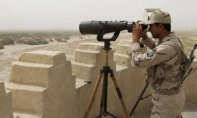 Four mortar shells fired from across Iranian border lands into Pakistani territory