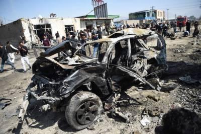 Kabul suicide blast responsibility claimed