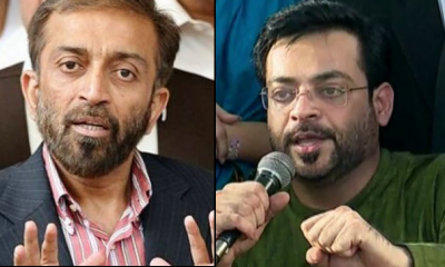 PTI to pitch Dr Amir Liaqat against MQM P Chief Farooq Sattar in Karachi elections