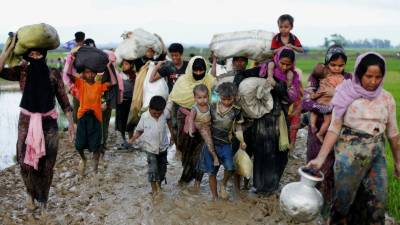 UN appeals for $1b humanitarian assistance to help Rohingya refugees