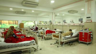 550 beds Hospital equipped with modern facilities to be established in Gilgit