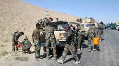 Afghan Taliban kill 11 soldiers, seize security posts and weapons