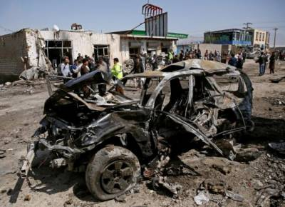 Car bomb kills at least three in Afghan capital