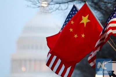 China hits back at US over Taiwan Bill