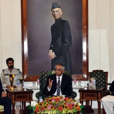 Governor vows for diplomats' training to meet int'l challenges