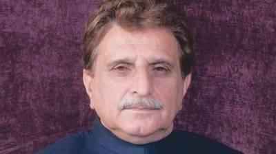 Govt determined to implement development vision: Haider