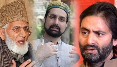 Hurriyat leaders term Bhagwat's remarks as reflection of fascist ideology