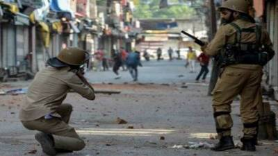 Indian Army using Israeli made chemical to burn Kashmiris and their houses: Report