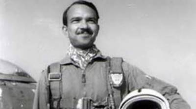MM Alam: Shooting down 5 Indian fighters in less than 60 seconds