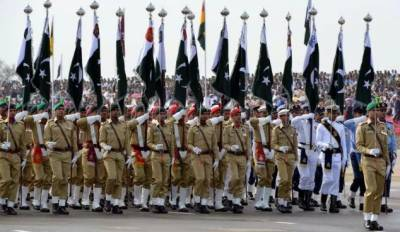Pakistan Day parade preparations in full swing