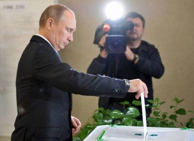 Russian presidential election exit polls revealed