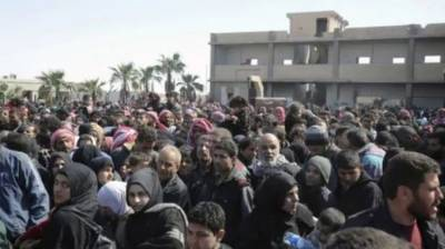 Syrian troops capture major eastern Ghouta town