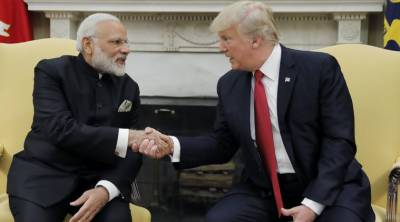 US India two plus two strategic dialogues postponed
