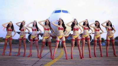 Bikni Airline becomes one of the most popular Airline of Asia