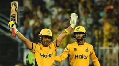 2nd Eliminator 16 overs per side: Peshawar Zalmi beat Karachi Kings by 13 runs