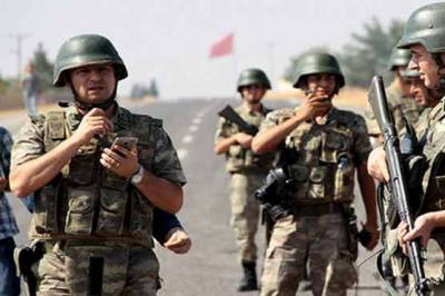 49 Turkish Army soldiers killed in Syria