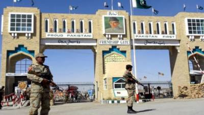 Advanced online custom clearance and registration system installed at Torkham border