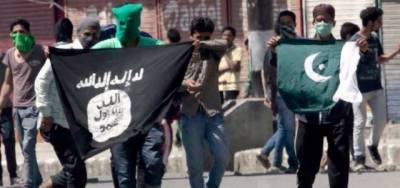 Daesh in Kashmir is handiwork of Indian agencies to mix freedom struggle with terrorism