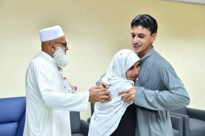 Dubai authorities reunite Pakistani driver with his parents after 6 years