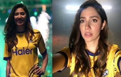 Karachi Kings beaten by Zalmi but why Mahira Khan's mother is angry with her