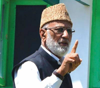Kashmiris have no int'l agenda, only struggling for freedom: Sehrai