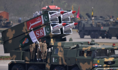 Pakistan develops multiple nuclear warheads strike capability which can bypass missile defence system