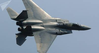Saudi Military F - 15 fighter jet shot down in Yemen: Report